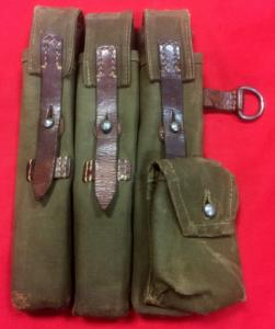 WW2 German MP38/40 Ammunition Pouch