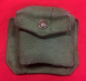 WW2 British Army 37 Pattern Compass Pouch