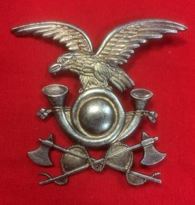 Replica WW2  Italian Alpine Troops Badge