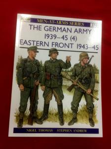 The German Army 1939-45(4) Eastern Front 1943-45
