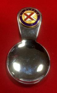 British M.V. Dunera Tea Caddy Spoon