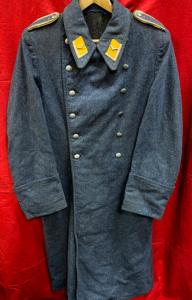 WW2 German Luftwaffe Flight Unteroffizier's Greatcoat