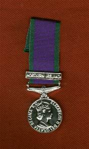 British Miniature Medals complete with ribbon
